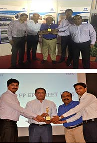 Award for Performance of SEC FY.09