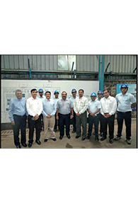 VP - Flat Products Mr. Sudhanshu Pathak - Tata Steel Ltd. along with SKM group members
